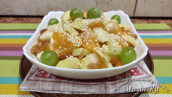 фруктовый салат