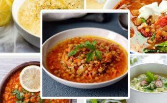 греческие супы