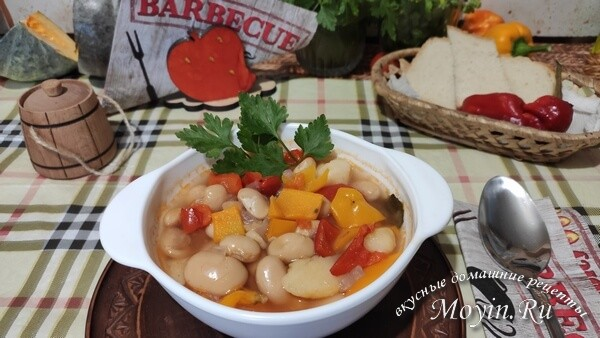 Суп фасолевый: 10 лучших рецептов приготовления супа из фасоли